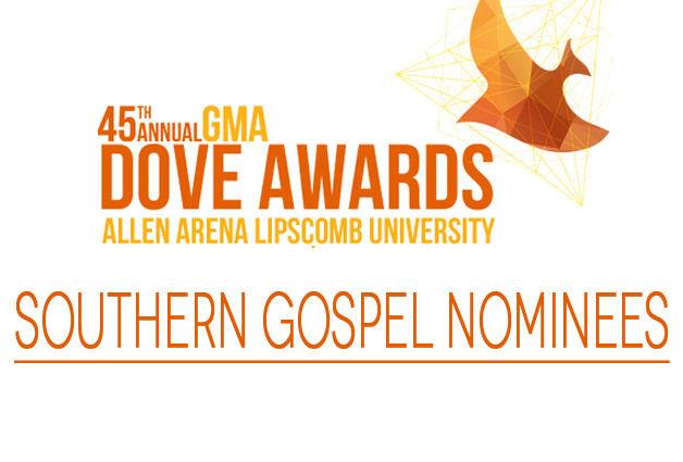 7 октября состоится 45-я церемония вручения премий Dove Awards