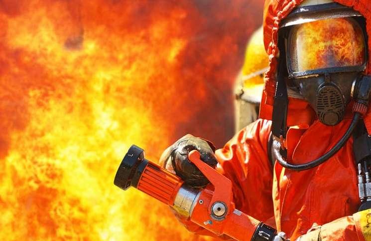 fireman firefighter and team building