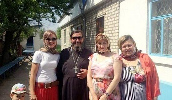 Церковь купит квартиру семье О. Владимира Креслянского, убитого в Луганске