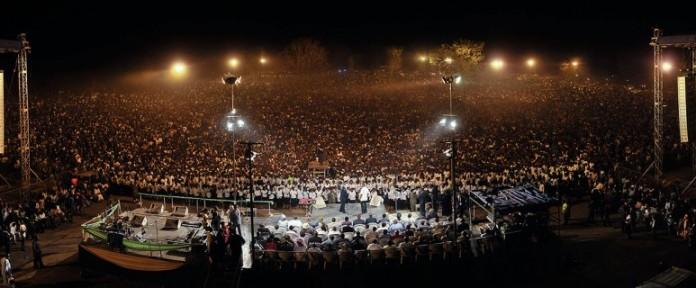 Более 1,6 млн человек приняли Христа за один день