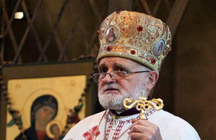 Архимандрит Сергей Гаек о единстве христиан