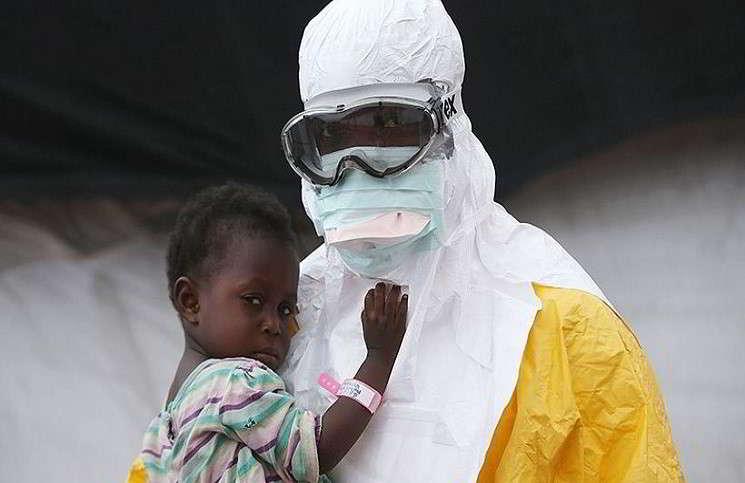 Ватикан направил средства на борьбу с Эболой