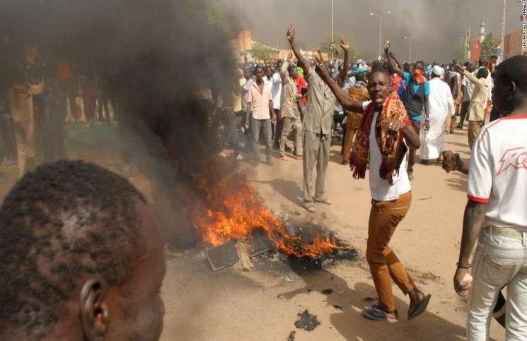 В Нигерии за три дня разрушили 45 церквей