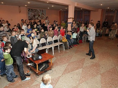 В Новом Уренгое прошла детская конференция1