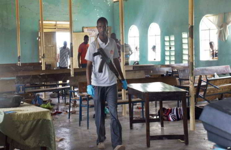 Кенийского пастора застрелили у ворот церкви