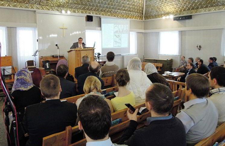 Консервативные баптисты провели конференцию о гонениях времен СССР