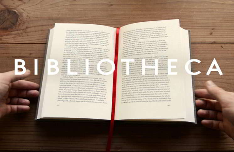 Новая версия Библия почти за 1,5 миллиона долларов - 316NEWS