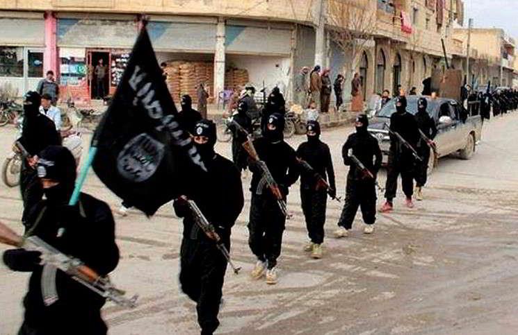 Саудовская Аравия ограждается от Исламского государства