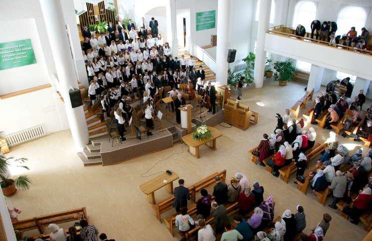 2015-й стал годом обновления для белорусских баптистов