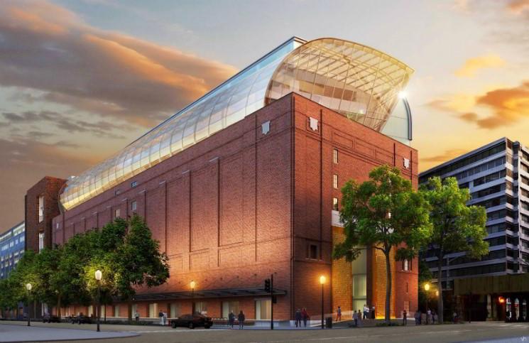 «Музей Библии» в Вашингтоне откроется к концу 2017 - 316NEWS