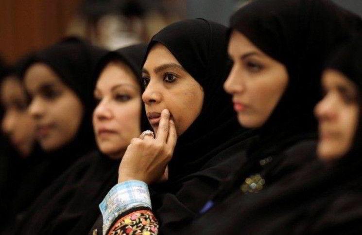 Жена саудовского дипломата приняла христианство