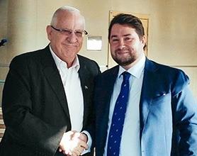 Игорь Никитин встретился с президентом Израиля