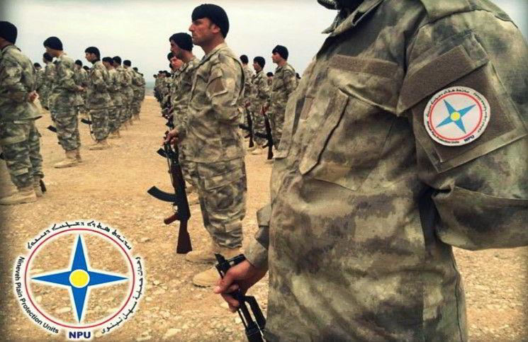 Иракские христиане сформировли ополчение против исламистов - 316NEWS