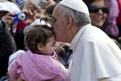 Папа Франциск призвал словаков стать в защиту семьи1