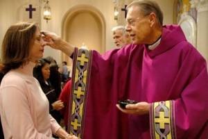 Римско-католическая церковь начала Великий пост1