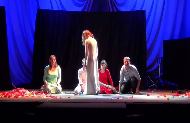 Театр Левитикон празднует свое девятилетие