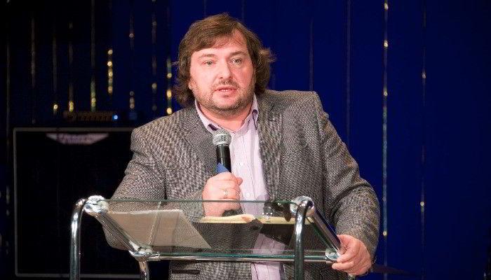 Василий Витюк провел семинары для 800 прихожан церкви Посольство Иисуса
