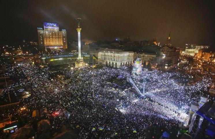 В Киеве издана новая книга о христианах на Майдане