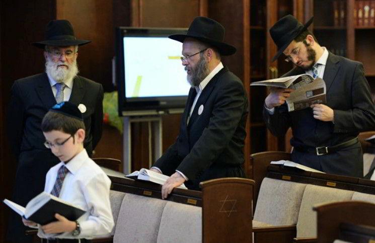 В Москве прошел VI съезд Федерации еврейских общин России