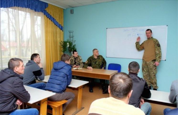 В Украине открылась первая школа военных капелланов