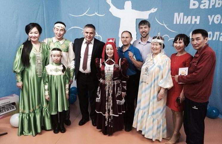 В Якутии снова открылся молитвенный храм