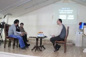Игра «Кто хочет стать миллионером?» в церкви «Вернатун»