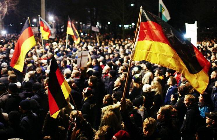 Из культурного пространства Германии христианство «испаряется»