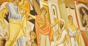 Итальянский художник написал фреску об Апокалипсисе1