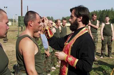 Киевские капелланы обучаются первой помощи1