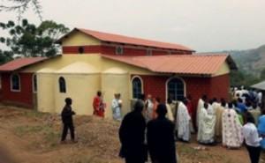 Освящен первый на Африканском континенте православный храм1