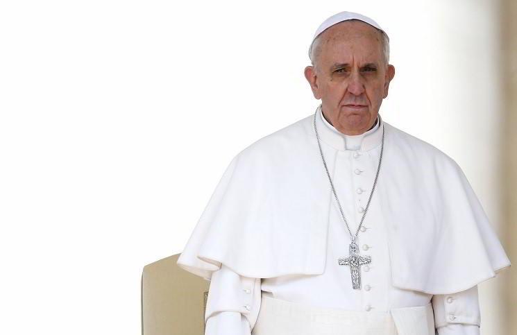 Папа Франциск решил посетить Украину