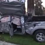 Пастор славянской церкви Сакраменто пострадал в аварии1