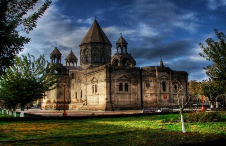 Первая неделя Великого поста в Армении