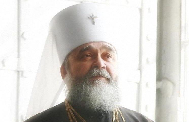 Скончался председатель УАПЦ митрополит Мефодий