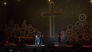 Театральная труппа церкви