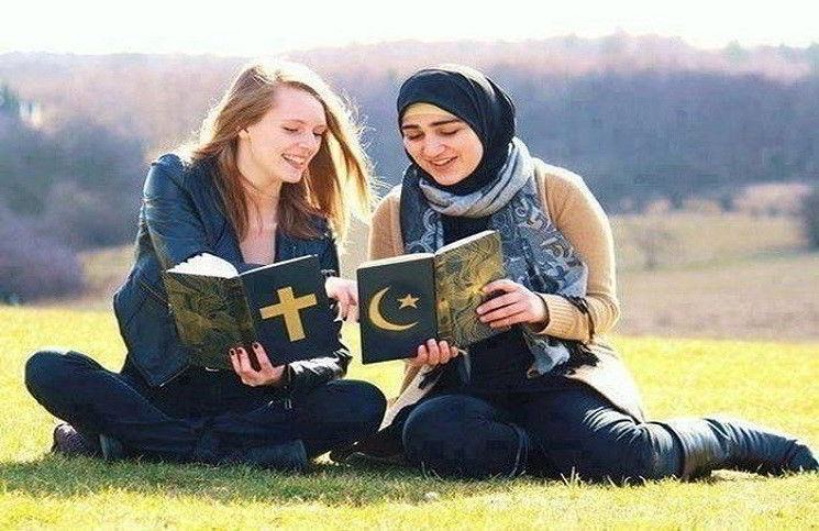 Что доминирует в Британии ислам или христианство
