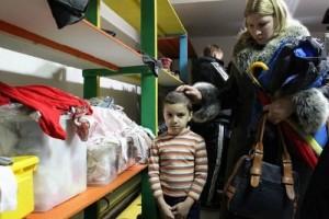 Более  97 миллионов рублей пойдут на помощь жителям Украины1