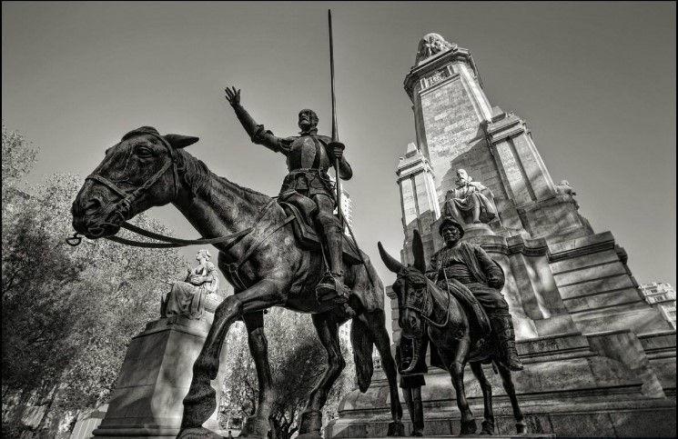 В Мадриде, предположительно, обнаружили останки Сервантеса