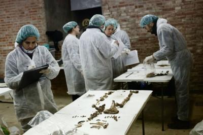 В Мадриде, предположительно, обнаружили останки Сервантеса1