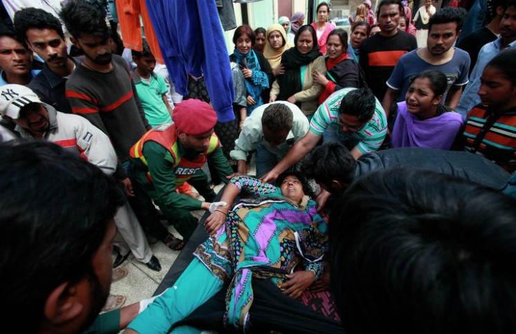В Пакистане осуществили самые масштабные атаки на христиан с 2013 года
