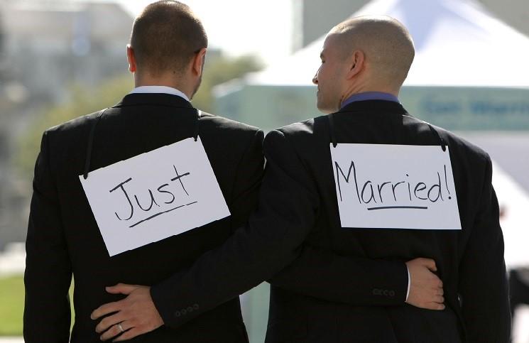 Гей – браки отныне легальны и в Пресвитерианской церкви