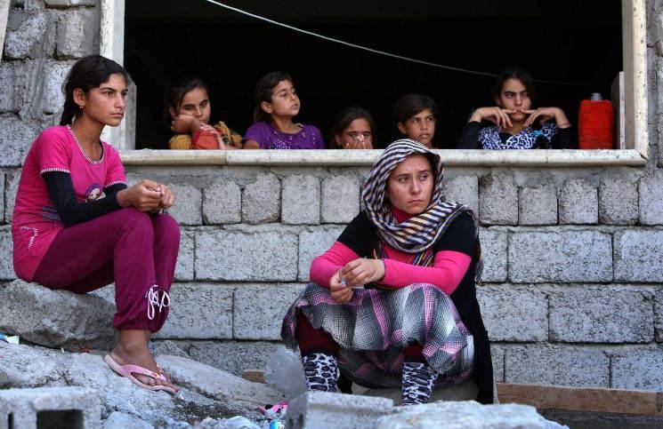 Добровольцы выкупают у ИГ свободу христианок