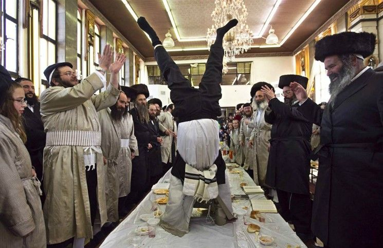 Еврейские общины России отмечают Пурим