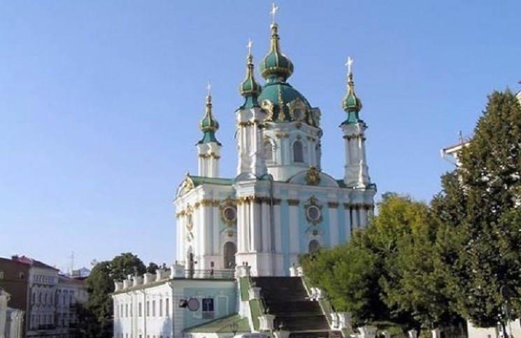 Жители Украины доверяют больше своим церквям