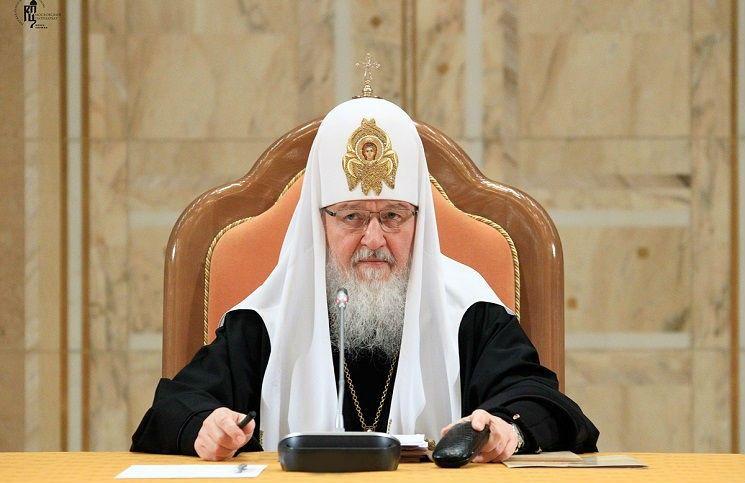 Первое светское интервью Патриарха Кирилла