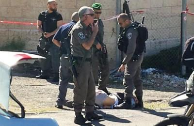 Теракт в Иерусалиме ранены 7 человек1