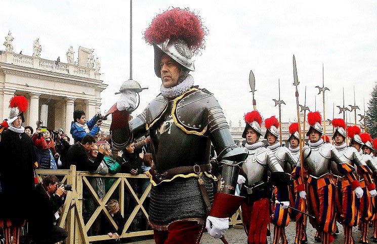 Террористы больше не угроза Ватикану и Папе