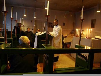 Ульф Экман дал интервью о своей жизни в католической церкви1