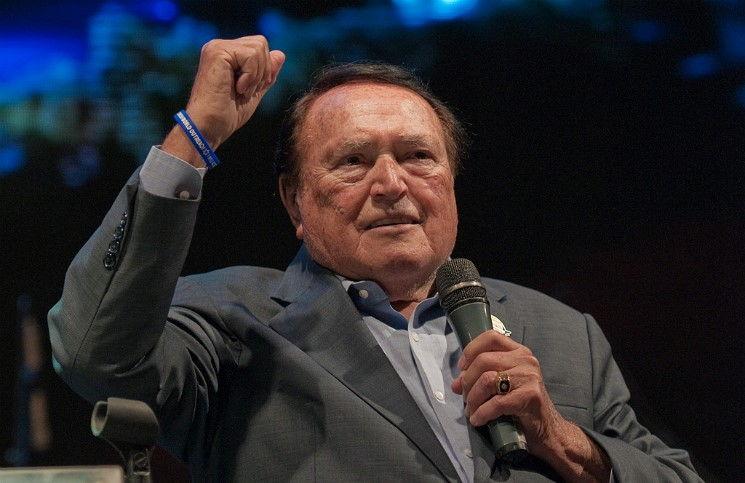 Я молодой пастор и буду служить Христу 83-летний Моррис Серулло