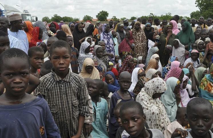 «Боко Харам» из Дамаска похитили 400 женщин и детей-min